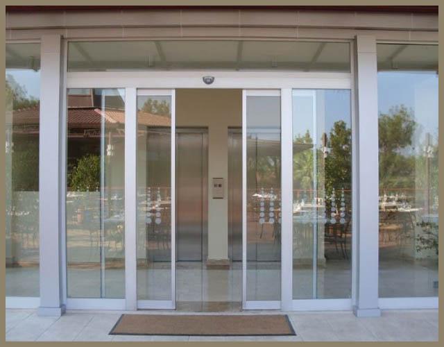 Fotoselli Cam Kapılar